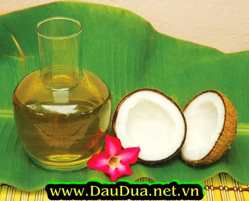 Trị nám da bằng tinh dầu dừa