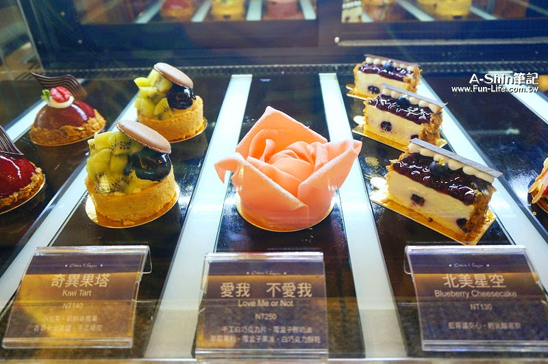 甜忌廉甜點店 Cream&Sugar-7