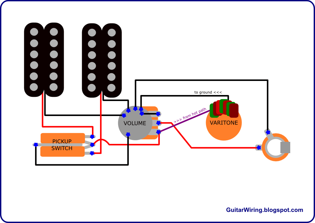 Wiring Blog Diagrams And Tips Treble Bleed Switch Volume Pot Mod