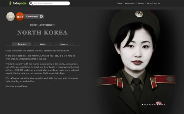 Corea del norte en fotos