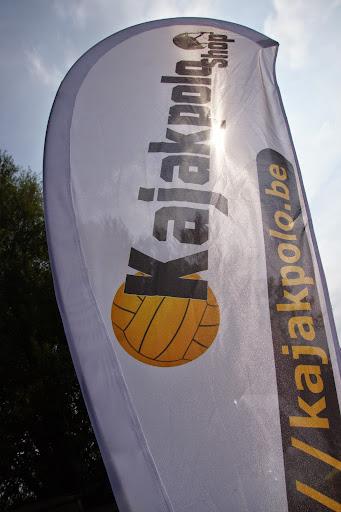 Kajakpolo: Belgisch kampioenschap in Roeselare
