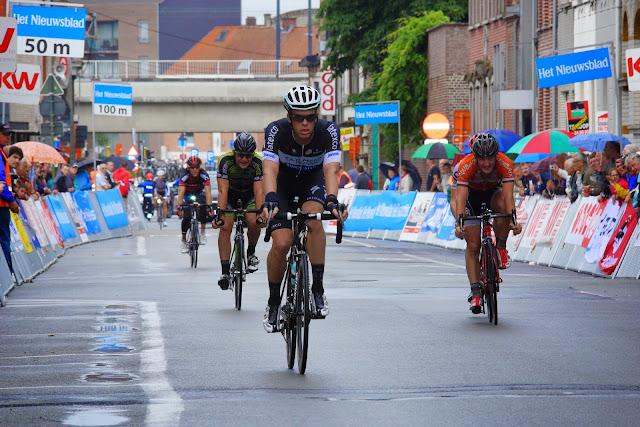 Iljo Keisse wordt 3e in de GP Monseré