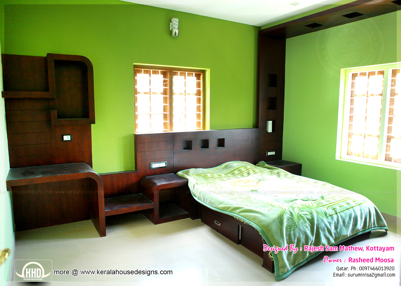 Low Cost Bedroom House Plans 3d