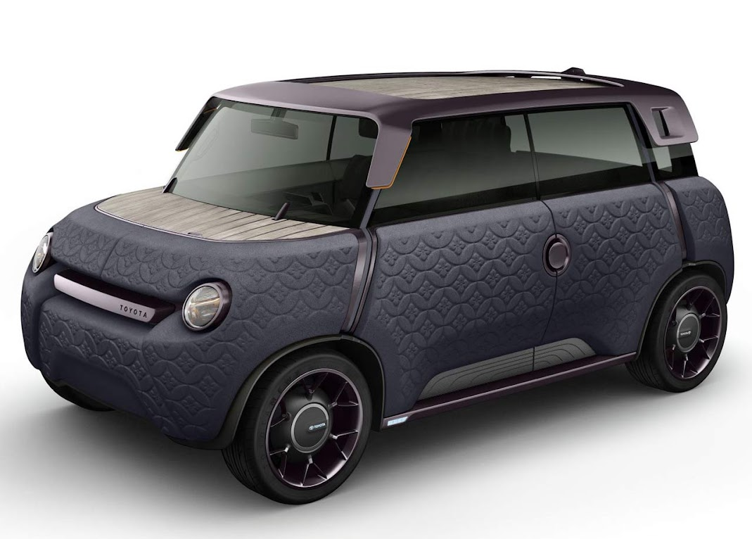 *TOYOTA ME.WE小型遊玩車:電動環保輕巧登場! 14