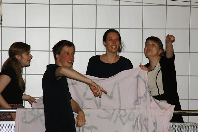 Waterpolo Roeselare, Daan en zijn vrouwelijke fanclub