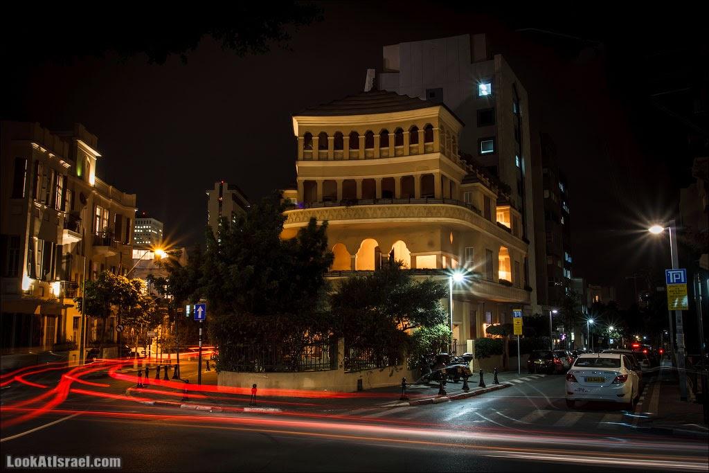 Израиль, Тель Авив, дом Пагода | Israel, Tel Aviv, Pagoda | ישראל, תל אביב, בית הפגודה
