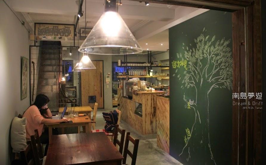 台南咖啡廳,南島夢遊-6