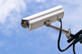 Outdoor camera installed by ESC of Greater Ohio (image)