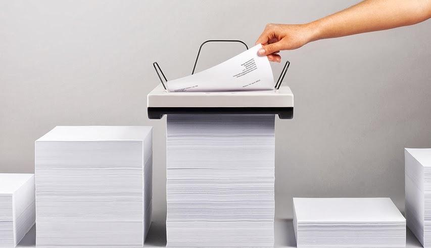 #當列印不再需要重新裝紙:the smarter printer「Stack」! 1