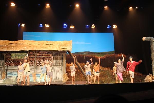 Musikal Laskar Pelangi di Dufan