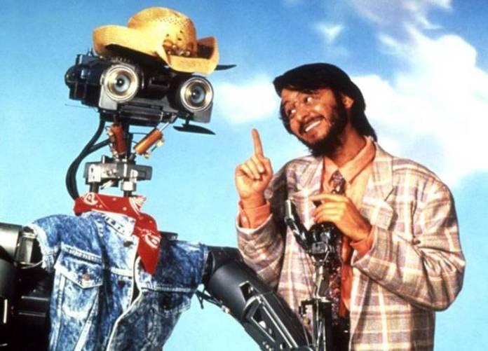 Cortocircuito fue el robot de los 80