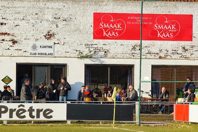 kantine Club Roeselare