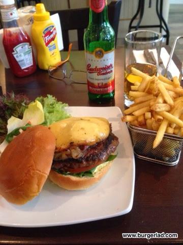 Haché Burgers Steak Bavarian Burger