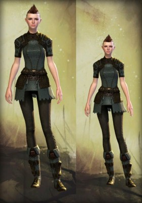 Guild Wars 2 Human Female Height