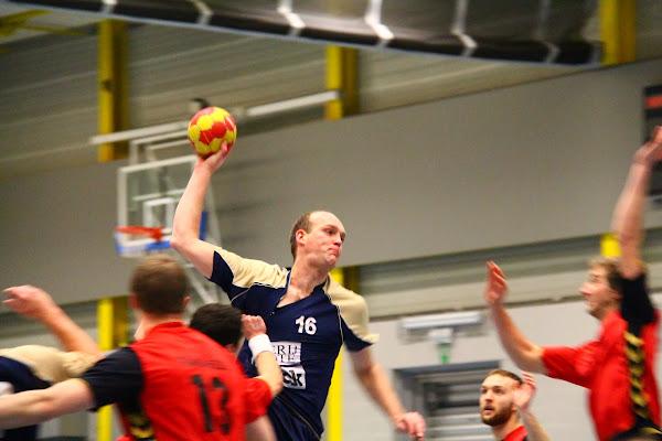Jurgen Vervaele - Knack Handbal Roeselare vs HC Eeklo