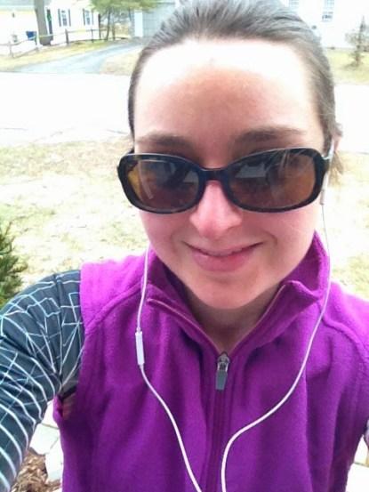 Outside run