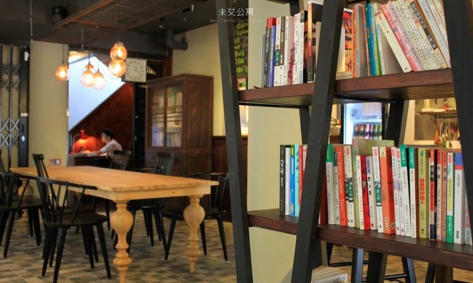 台南咖啡館,未艾公寓-1