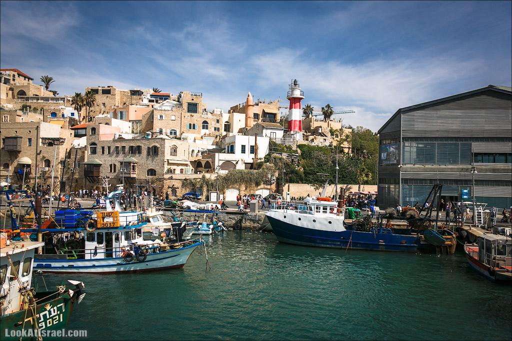 Порт Яффо | Jaffa port | נמל יפו | LookAtIsrael.com - Фото путешествия по Израилю