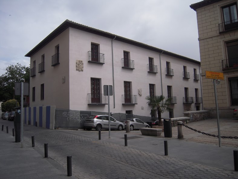 Bibliotequera Biblioteca Municipal Ivan de Vargas Madrid Espaa