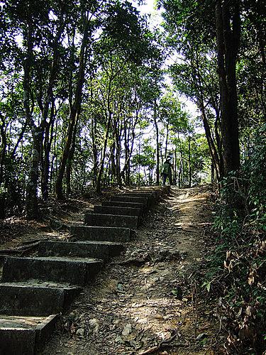 L J 的光影紀錄: 獅山連走-筆架山 3