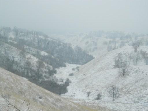 Stepske doline zagajickih brda