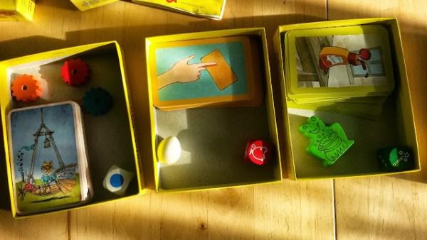 jeu carte HABA enfant
