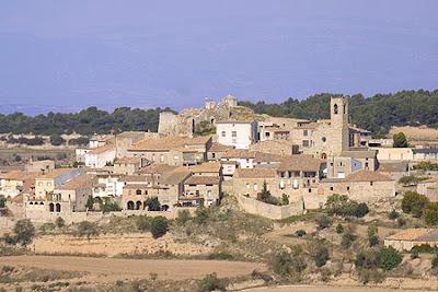 Una vista de Montoliu