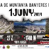 II Carrera de Muntanya Banyeres de Mariola (1-Junio-2014)