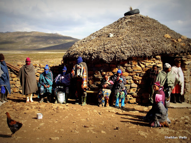 the basotho people of lesotho