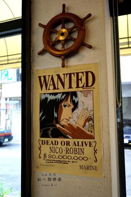 結果我帶回羅賓的海報??? LV5.5新人類樂園