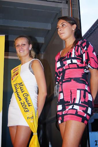 Miss Coast en Laura Santy
