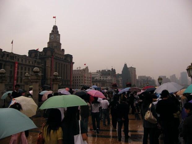 ¿Qué ver en Shanghai? El malecón