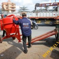 Máy trộn bê tông 350L Xuất Xưởng đi Quận Thủ Đức