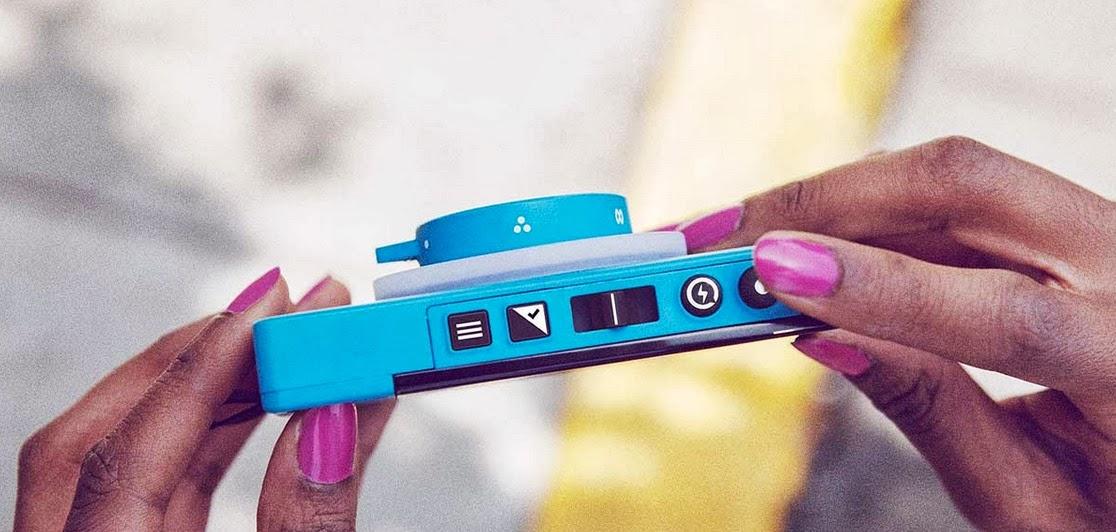 #輕巧 3G相機:theQ Camera 陪你上山下海! 3