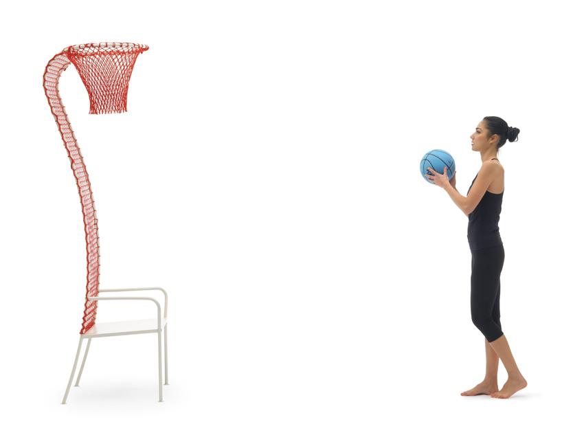 *Campeggi 懶惰籃球椅子:進行室內戶外運動的好選擇! 2