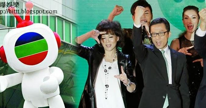 熱爆娛樂: 廣告公司指存隱憂 暫難挑戰TVB 政治時事.TVB.