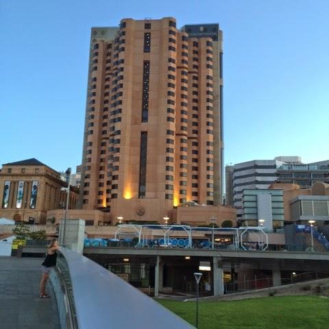 Intercontinental Adelaide