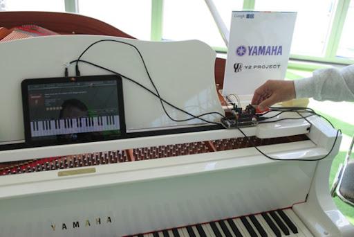Piano Yamaha Y2