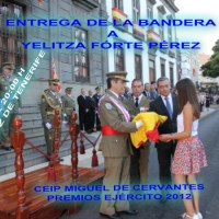 PREMIOS EJÉRCITO 2012: ¡¡¡LO LOGRAMOS!!!