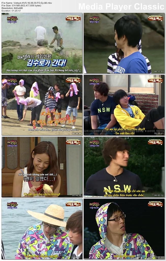 Family Outing Vietsub : family, outing, vietsub, Vietsub][23.06.09], Family, Outing, Ep.60, (Guest:, Joong)