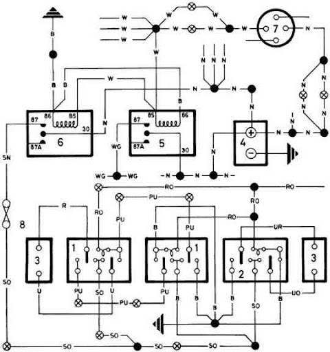 Burglar Alarm: Burglar Alarm Working Model V8