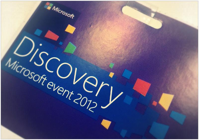 Microsoft Discovery 2012