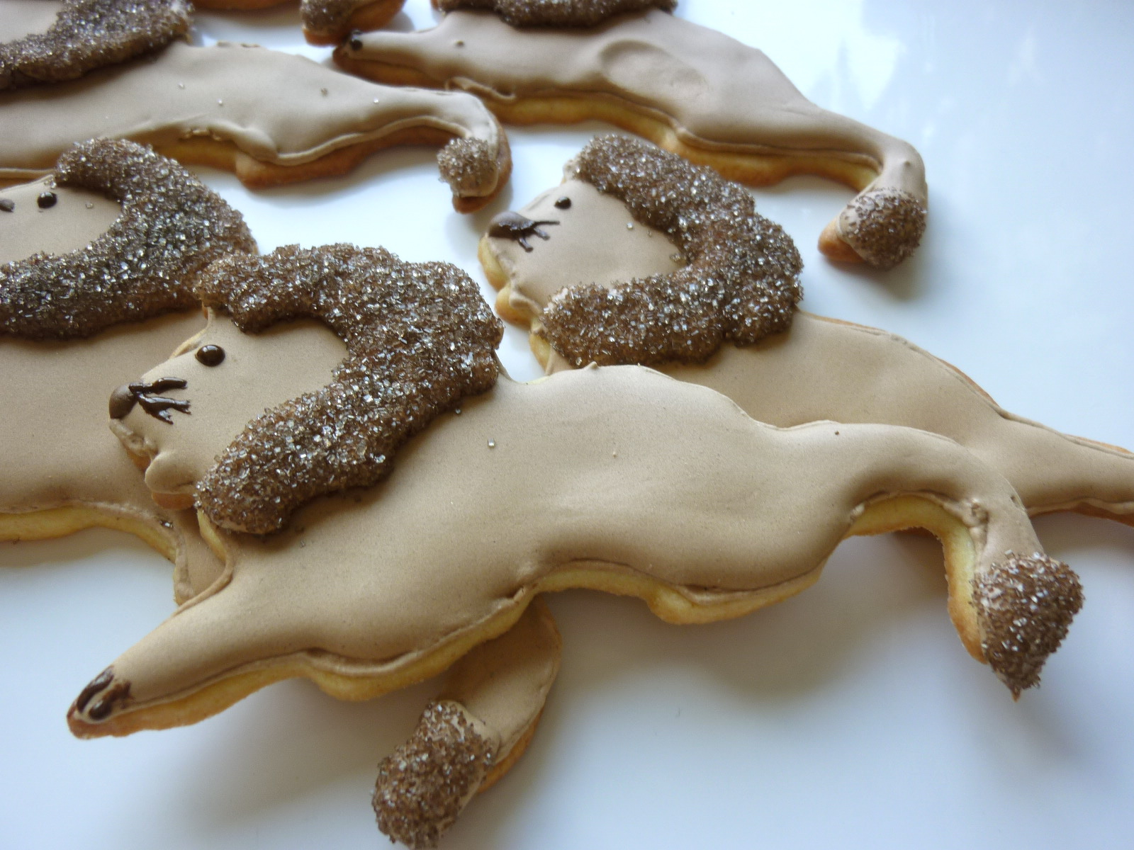 In Like a Lion Cookies  Diary of a Mad Hausfrau
