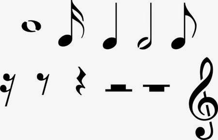 32 Cool Music Note Tattoo Ideas - Sortra