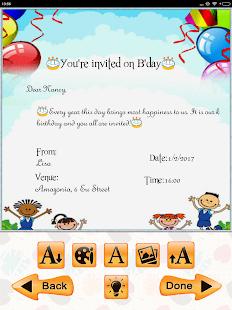 com.sendgroupsms.KidsBirthdayInvitationMaker