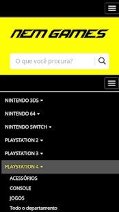 www.lojanemgames.com.br.nemgames