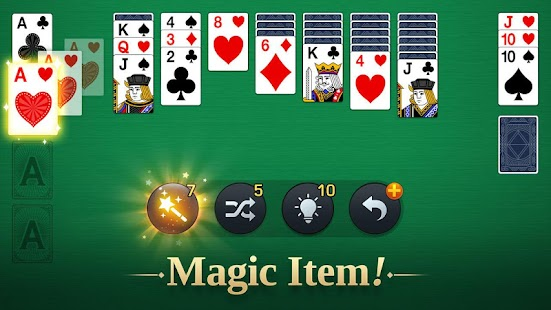free.fun.card.game.solitaire.klondike.freecell.uno