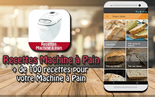 machine.bread.recette