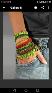 smartgr.crochet.bracelet