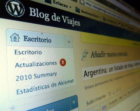 Blogs sobre viajes en Argentina